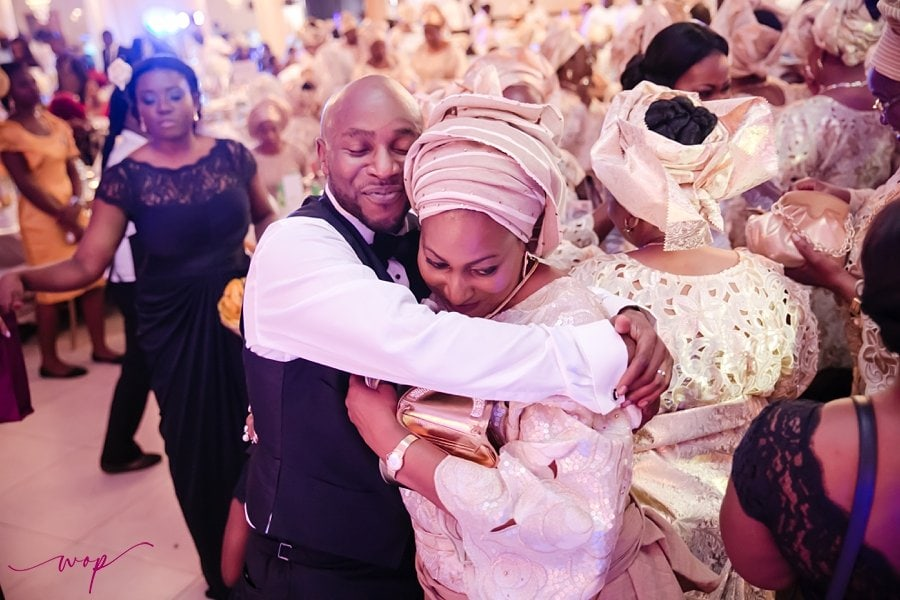 heartwarming mother son dancing weddings wani olatunde