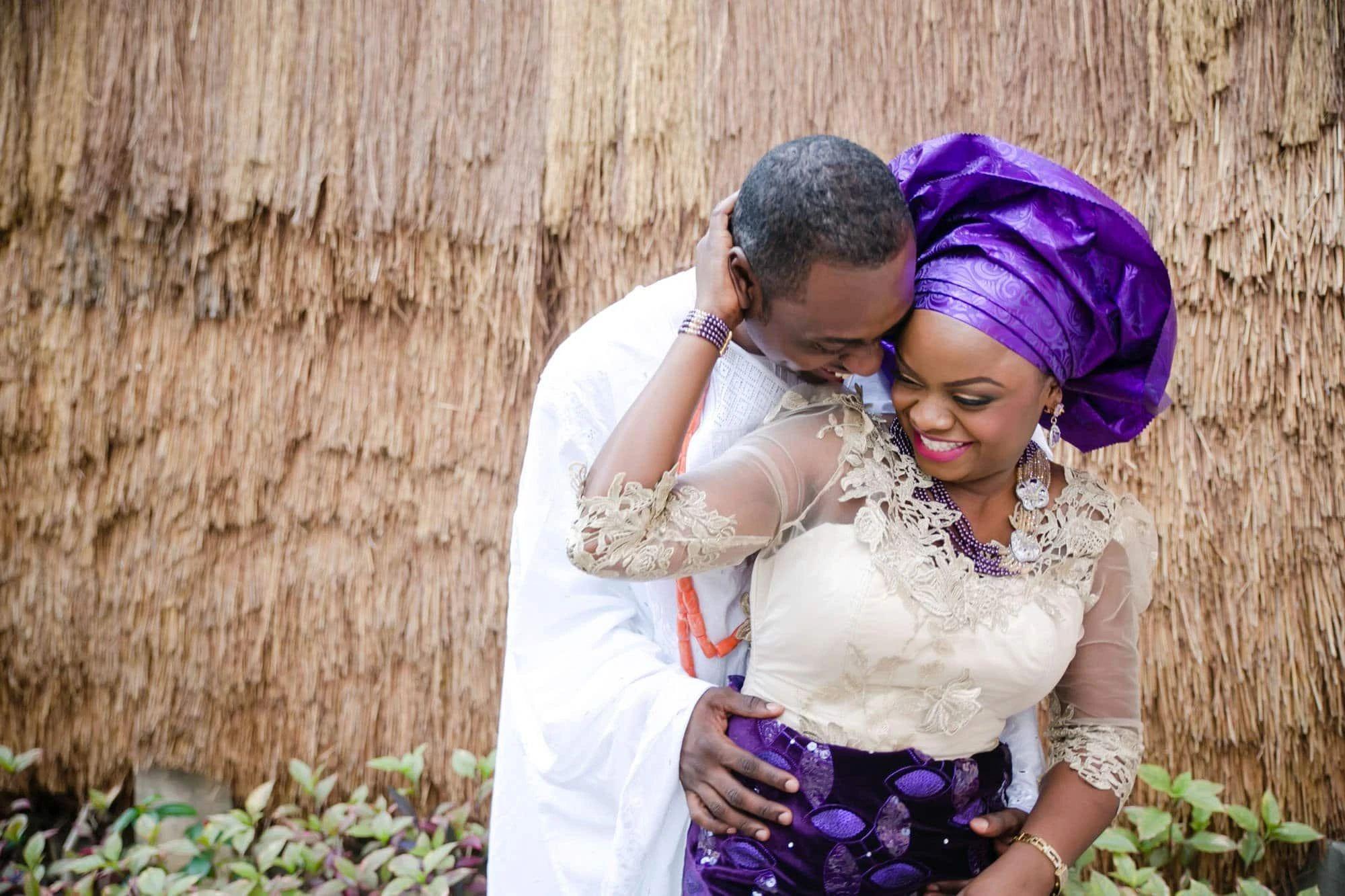nigerian traditional wedding wani olatunde