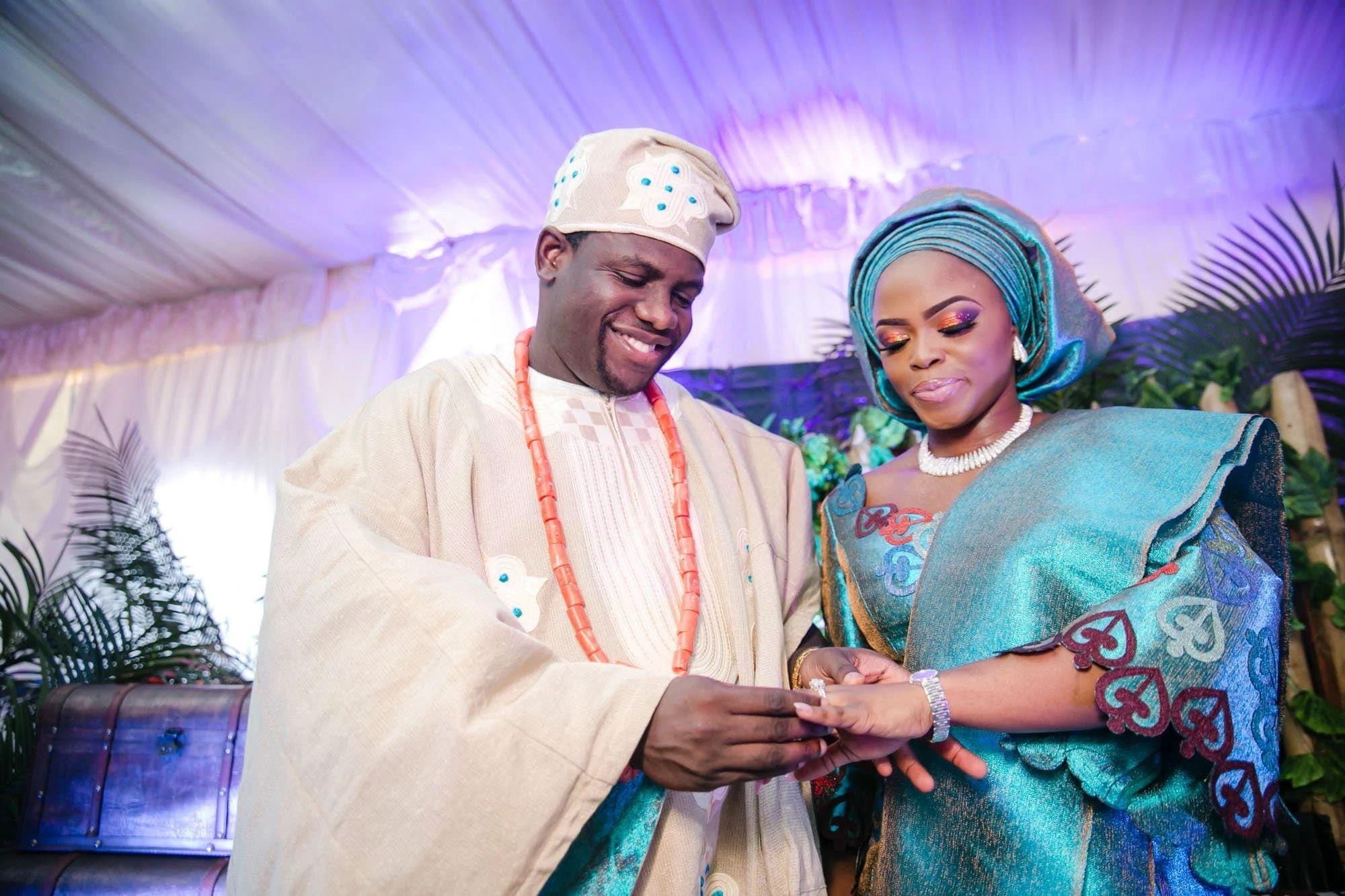 nigerian traditional wedding dresses wani olatunde