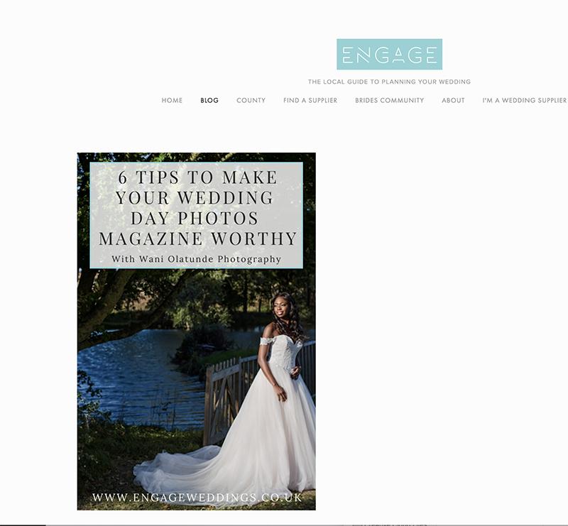 editorial wedding photographer wani olatunde