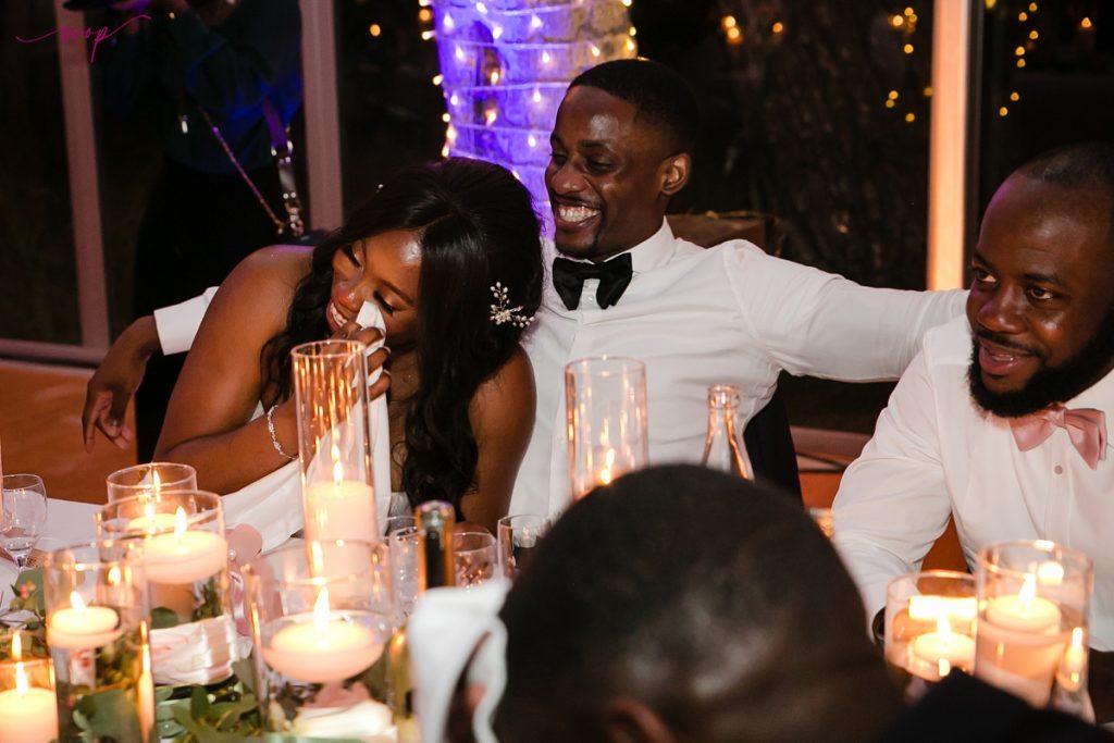 emotional wedding day wani olatunde